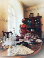 Expozice Odpolední čaj u Aehrethalů
