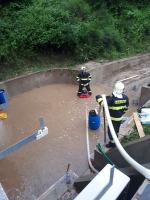 Čtvrteční zásahy hasičů