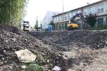Rekonstrukce Přepeřské ulice v Turnově na konci června 2020