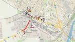 Mapka položení finálních asfaltů