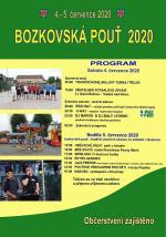 Bozkovská pouť 2020