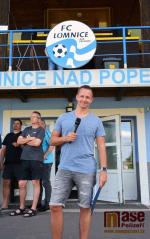Oslavy 100 let fotbalu v Lomnici nad Popelkou
