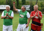 Přátelské utkání SG SK Jívan Bělá - SG Bohemians Praha