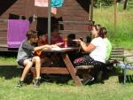 Hasičský dětský tábor na Nebákově 2020