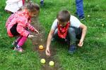Parková slavnost na počest nového potoka v Turnově