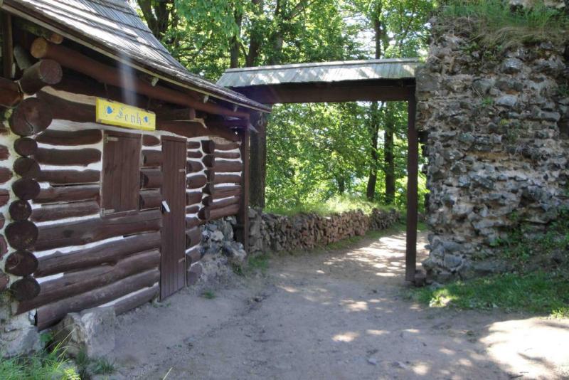 Zřícenina hradu Kumburk<br />Autor: Archiv KÚ Libereckého kraje