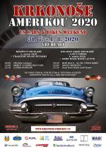 Pozvánka na akci Krkonoše Amerikou 2020