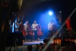 Koncert Prague Cello Quartet v Sedmihorkách