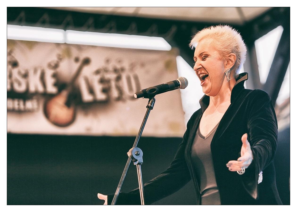 Koncert Evy Urbanové<br />Autor: Jitka Maděrová