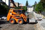 Rekonstrukce ulice Komenského v Turnově