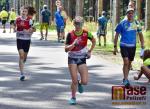 FOTO: Biatlonisté závodili o víkendu na jilemnické Hraběnce
