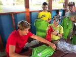 Soustředění přípravky a elévů v Osečné