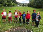 Klub SCC Semily pořádal letos poprvé pro děti příměstský tábor