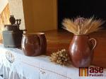 Zahájení výstavy Historie zemědělství v Libštátě