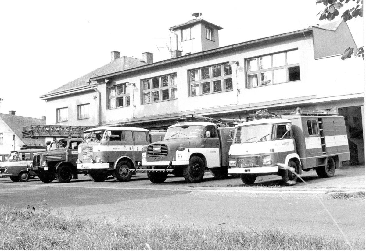 Hasičská stanice v Semilech<br />Autor: HZS Libereckého kraje