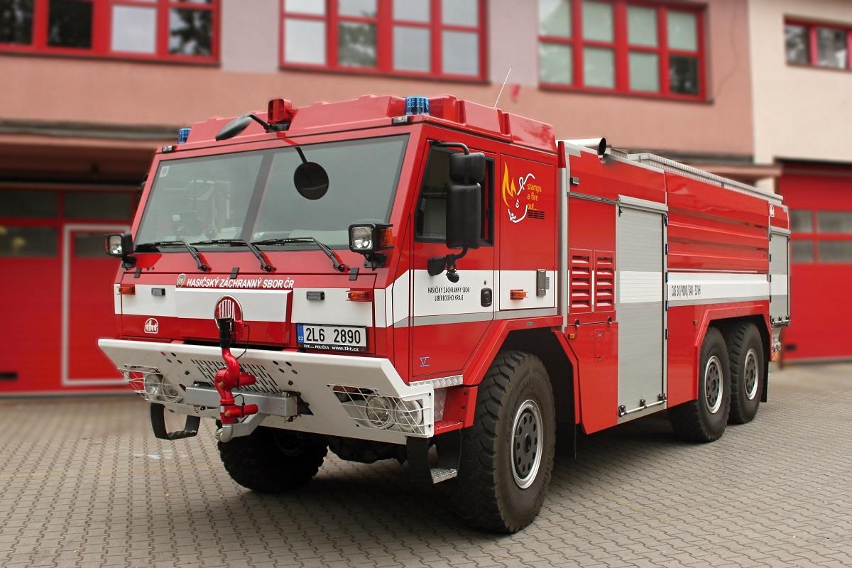 CAS 30/9000/540-S3VH Tatra T-815-7<br />Autor: HZS Libereckého kraje