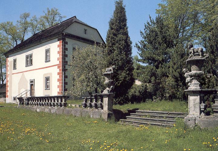 Bredovská zahrada na Lemberku<br />Autor: Archiv NPÚ, ÚPS na Sychrově. Nový okruh na Sychrově