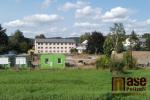 Mateřská škola Treperka v Semilech se po pauze začíná konečně stavět
