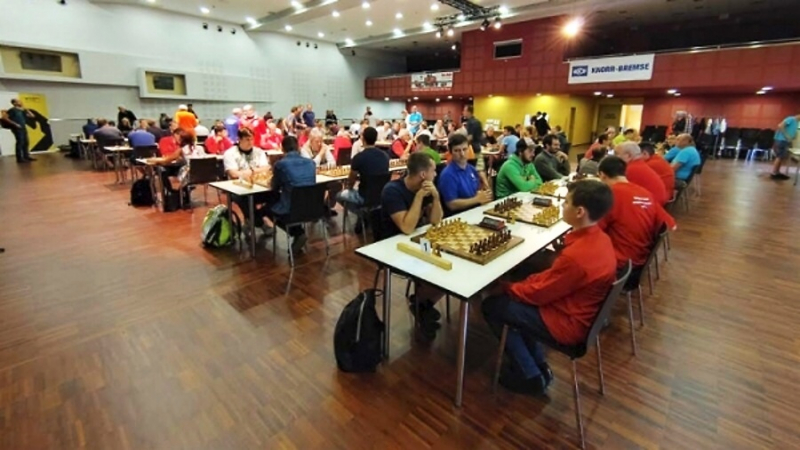 MČR v bleskovém a rapid šachu družstev v Turnově