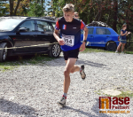 FOTO: Marek Chrascina vystoupal na Žalý v traťovém rekordu