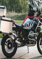 Ukradená BMW R1200