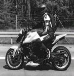 Ukradená Honda 1000
