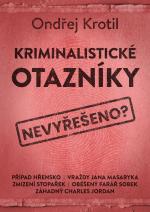Kniha Kriminalistické otazníky