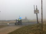 Kontrolní akce policistů v Krkonoších