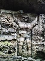 Kopicův statek a blízké skalní reliéfy