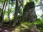 Zřícenina hradu Nístějka