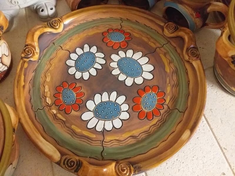 Regionální keramika - Michaela Dumková