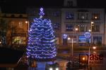 Rozsvícení vánočního stromu v Semilech v neděli 29. listopadu