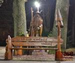 Pohádkový betlém Pavla Tryzny ve Vrchlabí