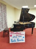 Koncertní klavír Petrof pro ZUŠ Jablonec nad Jizerou