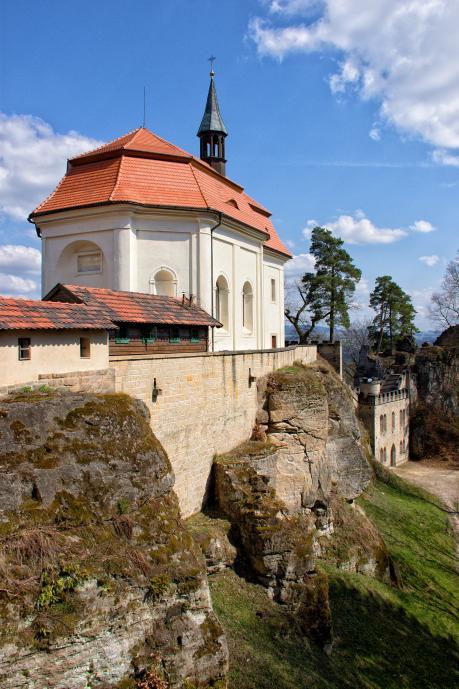 Hrad Valdštejn<br />Autor: Archiv KÚ Libereckého kraje