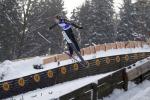 Jan Šimek při skoku