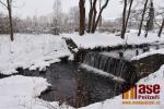 Obrazem: Zimní Semily v lednu 2021