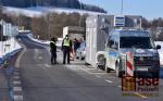 VIDEO: Policisté kontrolují hranice okresu Trutnov
