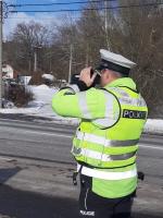 Dopravně bezpečnostní akce nazvaná Speciální kontroly dodržování rychlostních limitů