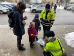 Preventivní akce zaměřené na viditelnost chodců v silničním provozu