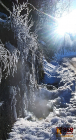 Obrazem: Zimní Libštát v únoru 2021