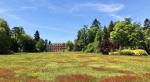 Park v areálu zámku Sychrov