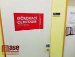 Očkovací centrum v Semilech