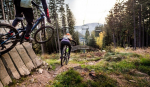 Sjezd na kolech v Rokytnici nad Jizerou