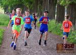 Běh harteckou alejí ve Vrchlabí 2021