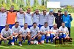 FOTO: Ve Vrchlabí si připomněli 100 let fotbalu utkáním se Sigi teamem