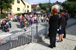 Otevření nově zrekonstruované základní školy v Mašově