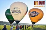 Start 25 horkovzdušných balonů do závodu ve Dvoře Králové