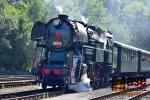 Regionální den železnice 2021 ve Vrchlabí