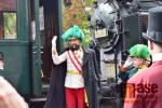 Obrazem: 150 let železniční stanice Martinice přijel oslavit Franz Josef I.
